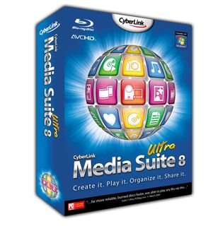 CyberLink Media Suite 8
