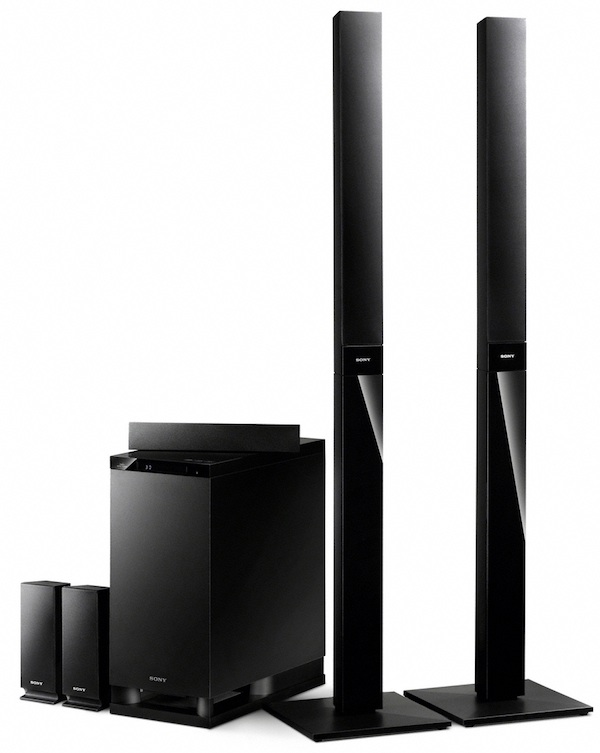 sony europe unveils 3d surround systems hugh 39 s news. Black Bedroom Furniture Sets. Home Design Ideas