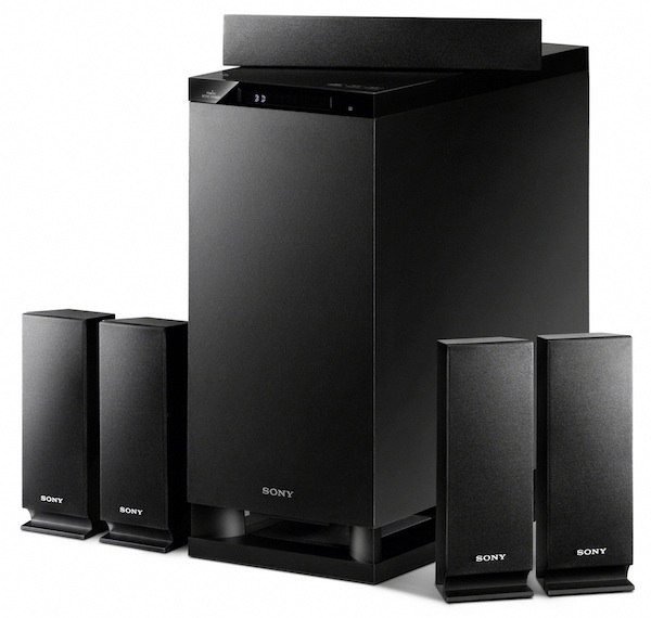 Sony ht as5 3d surround system