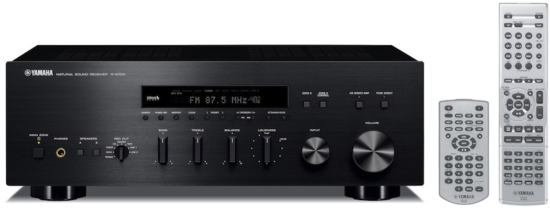 Yamaha launches retro hi fi components hugh 39 s news for Yamaha pure direct