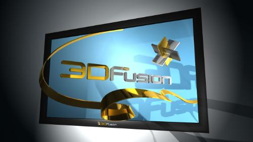 Glasses Free 3DTV ASD demonstrated by 3DFusion