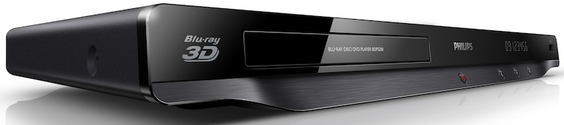 Philips Launches Blu Ray 3d Players Hugh S News