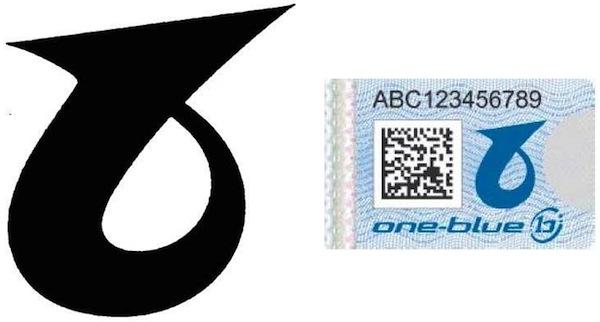 One-Blue Logos