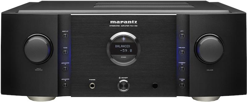 Marantz Unleashes Pm‐11s3 Amplifier And Sa‐11s3 Sacd